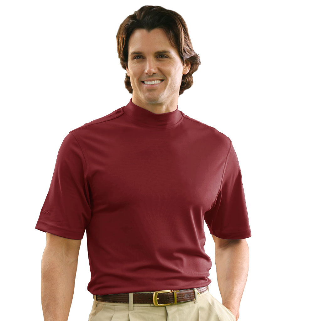 Shop men's mock neck shirts from DICK'S Sporting Goods today. If you find a lower price on men's mock neck shirts somewhere else, we'll match it with our Best Price Guarantee! Check out customer reviews on men's mock neck shirts and save big on a variety of products. Plus, ScoreCard members earn points on every purchase.