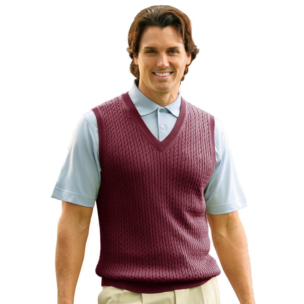 My old vest had a v-neck and I knew that's what I wanted, especially on hot days. Second, they offered American made products. And third, the other reviews I read from happy customers- that meant a lot.5/5(6).